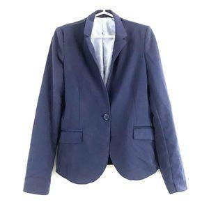 Blue Blazer with pockets